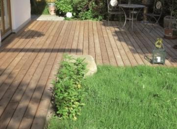 Terrassenhölzer